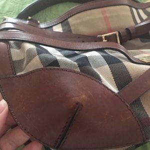 Burberry Bags - Burberry Dutton Hobo Bag